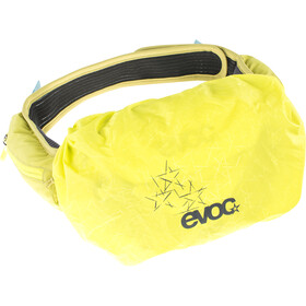 EVOC Raincover Sleeve Hip Pack M, sulphur